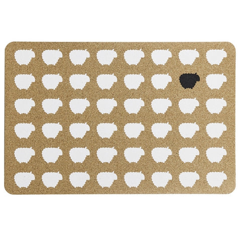 Blacksheep Placemat 4s