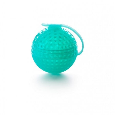 Ice Diamond Sphere (Turquoise/White)