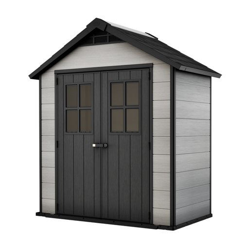 Oakland 754 Garden Shed + 4 Free Club Chair