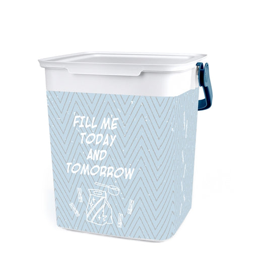 Chic Laundry Container Witty with handle