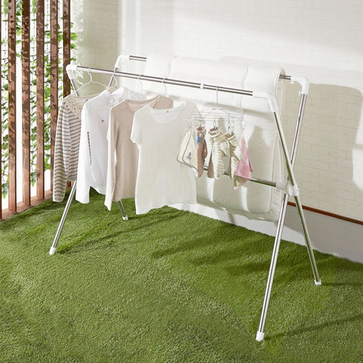Foldable + Extendable Laundry Rack Large SMH-4