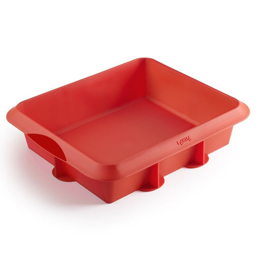 Classic Lasagne Mould 25x20cm Red