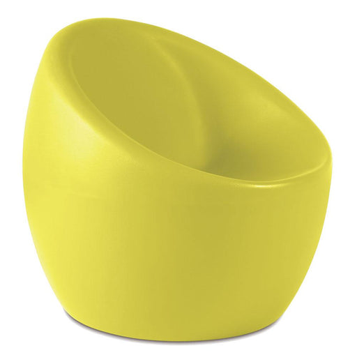 Armchair Oca Lime Yellow