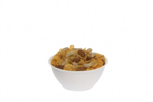 Plastic White Bowl 345ml Carton (500 pieces)