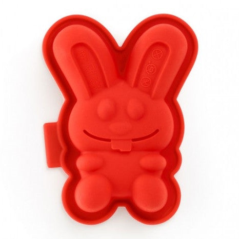 Mini Rabbit Cake Red