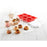 Mini Savarin Baking Mould 6 Cav