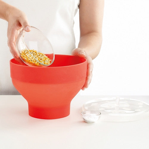 how to use a popcorn maker