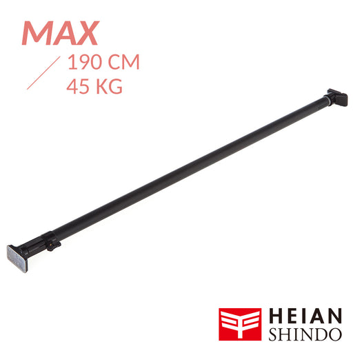 Long Extension Rod Black RTB-110