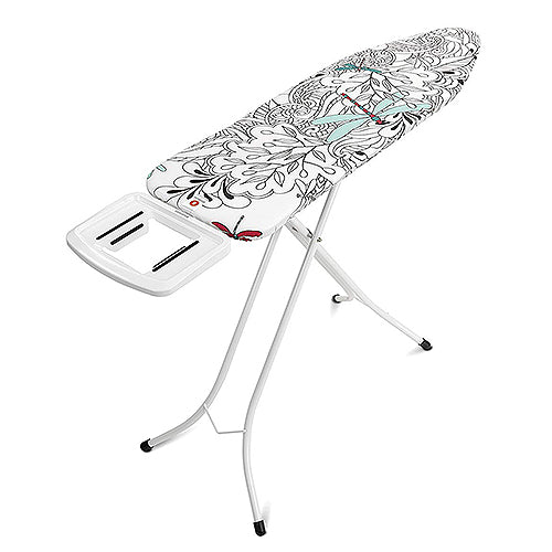 Size S Ironig Board 95 x 30cm w/Steam Iron Rest - Dragonfly