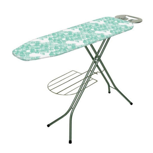Tammy Ironing Board 120x38 with Laundry Rack