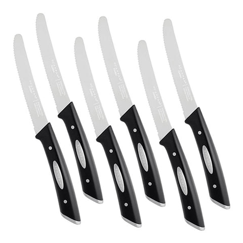 Classic 12cm Steak Knife Set - 6pc