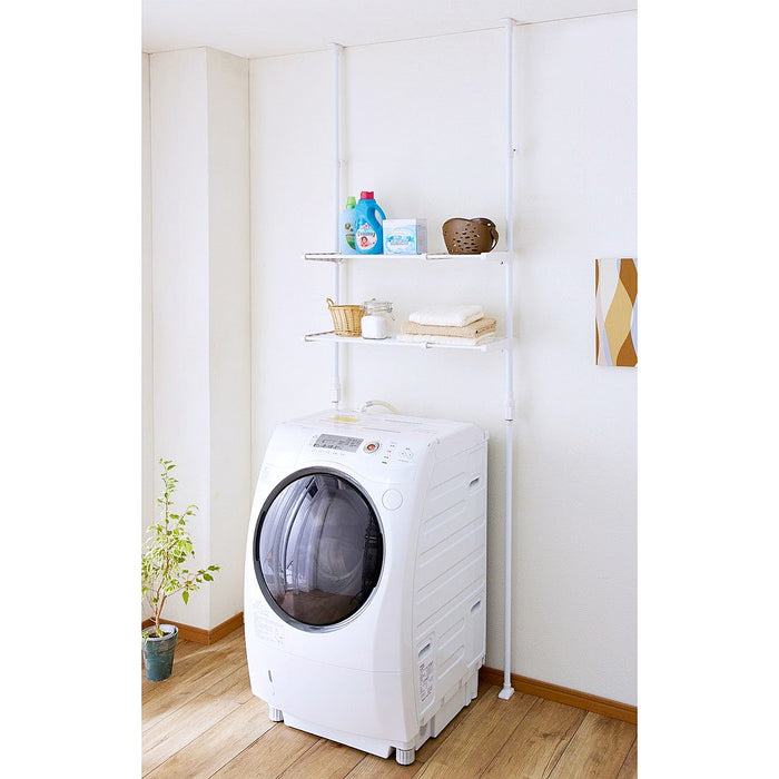 Adjustable Standing Laundry Pole L-6