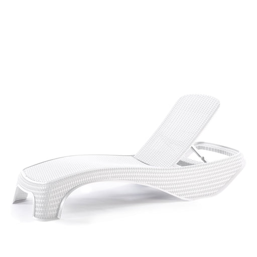Atlantic Sun Lounger White