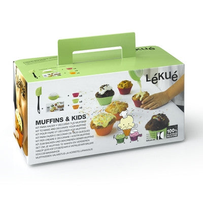 [AS-IS] Muffin & Kids Set