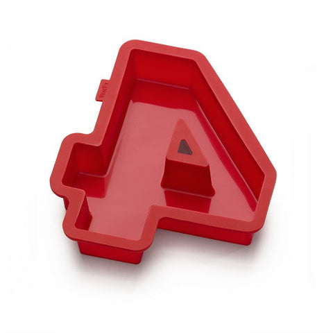 Cake Mould Red Number