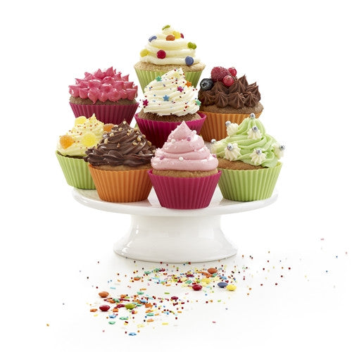 Cupcake Kit 6Muffin +Decomax Grn