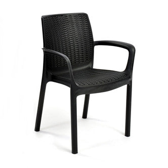 Bali Chair Grey