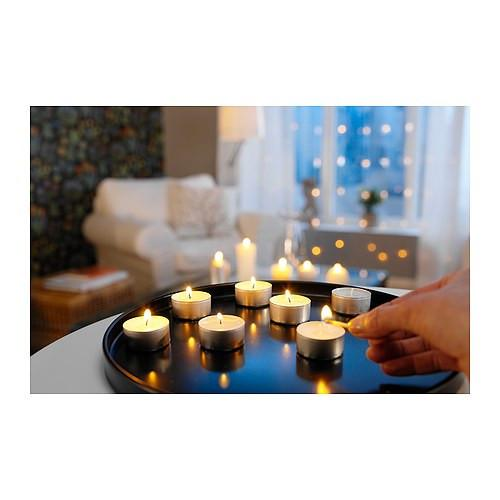 Super KDC Tealight Candles Carton (800 pieces)