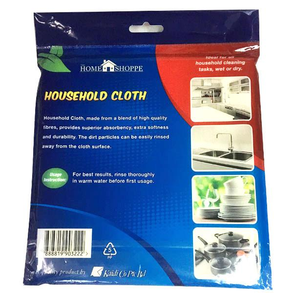 Household Cleaning Cloth Carton (120 pieces)