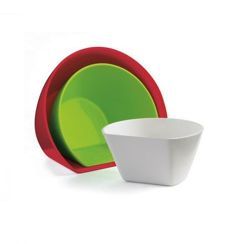 Scoop Bowl Set 3pcs 0.75/1.5/2.5C
