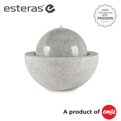 Guapi 77 Granite Grey XXL Water Fountain