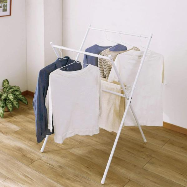 HEIAN Shindo X Foldable Clothes Drying Rack Stand SMH-1 (1