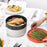 M-Cuisine 4pc Stack Microwave Cooking Set