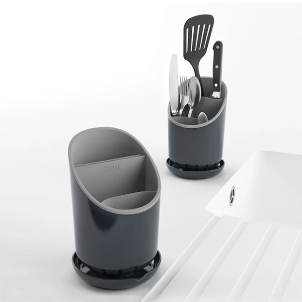 Dock Cutlery Drainer and Organizer