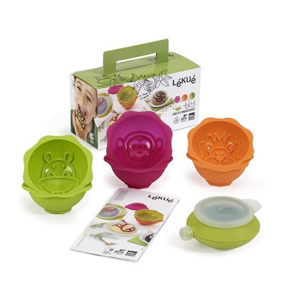 [AS-IS] Deco Minicake Set Jungle