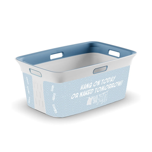 Chic Laundry Basket Witty 45L