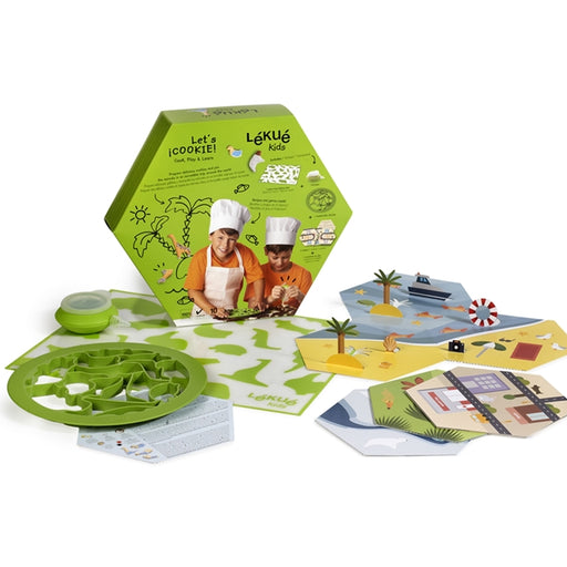 Let's Cookie Kit Kids Set
