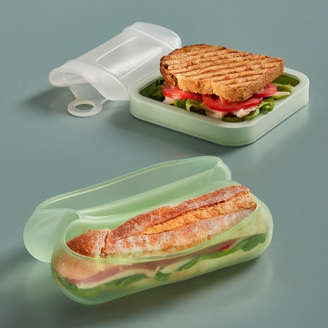 Sandwhich and Baguette Reusable Case Kit