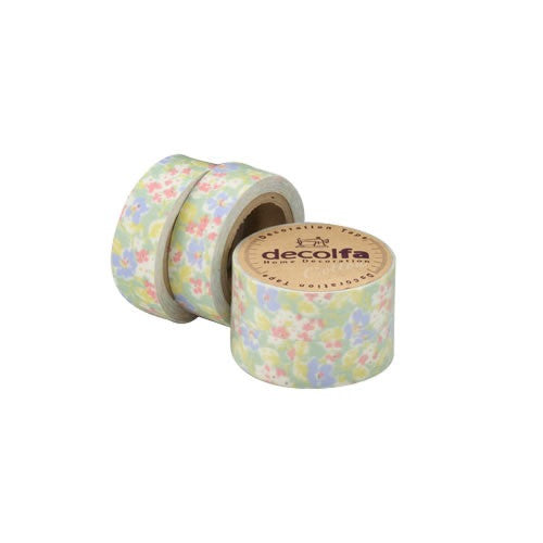 Decoration Tape 15mm Botanical