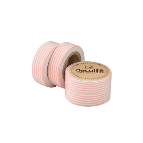 Decoration Tape 15mm Stripe