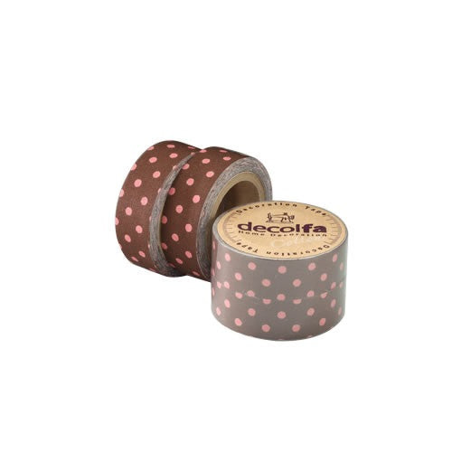 Decoration Tape 15mm Dot