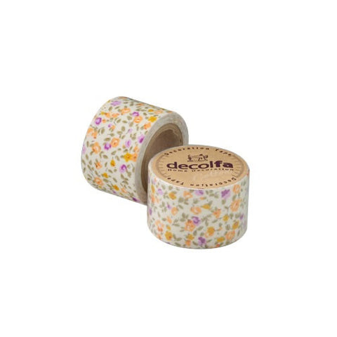 Decoration Tape 30mm Botanical