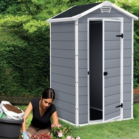 Manor 4x3 Garden Shed