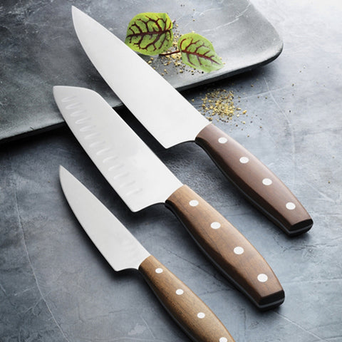 Fiskars Norr 3pc Knife Set