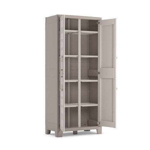 Kis Gulliver Multispace Outdoor Storage Cabinet Waterproof The Home Shoppe