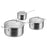 Impact 3pc Cookware Set + Free 3pcs Smart Fresh Container
