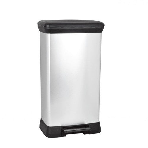 Curver Deco Bin Rectangle 50L