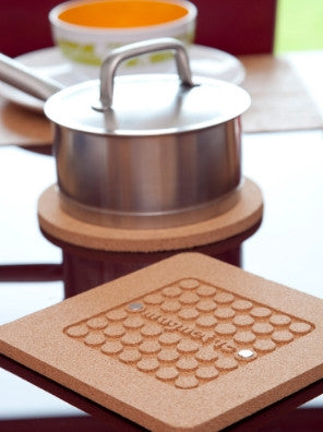 Magnetic Hot Pot Stand Square  20*1cm