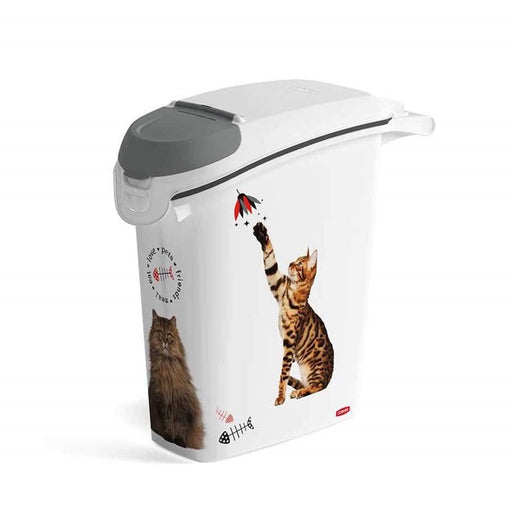 Pet Food Container 10KG Cat