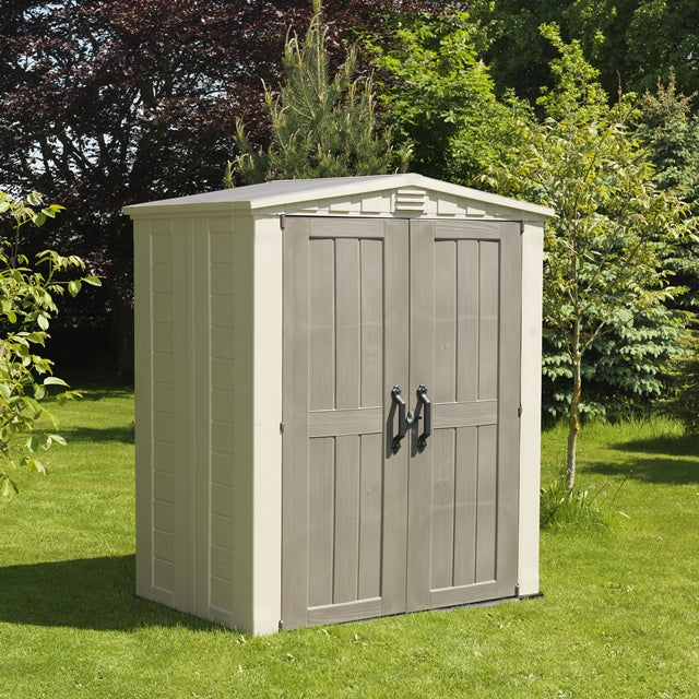 Keter Factor 6 X 3 Outdoor Shed Singapore Free Assembly
