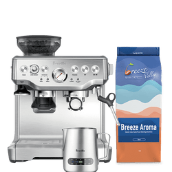 Breville Barista Express Coffee Machine Subscription BES870