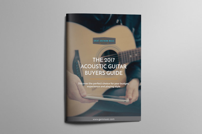 Acoustic Guitar Buyers Guide