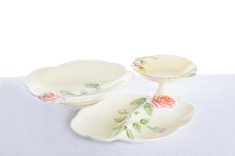 Assorted High Tea Ware