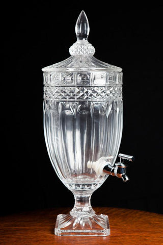Crystal Drink Dispenser