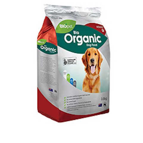 BIOpet Organic Adult Dog Food 3.5kg