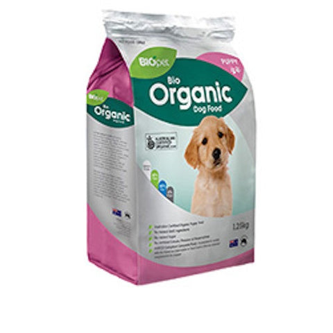 BIOpet Organic Puppy Food 1.25kg